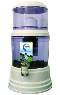 alkaline mineralised water filter
